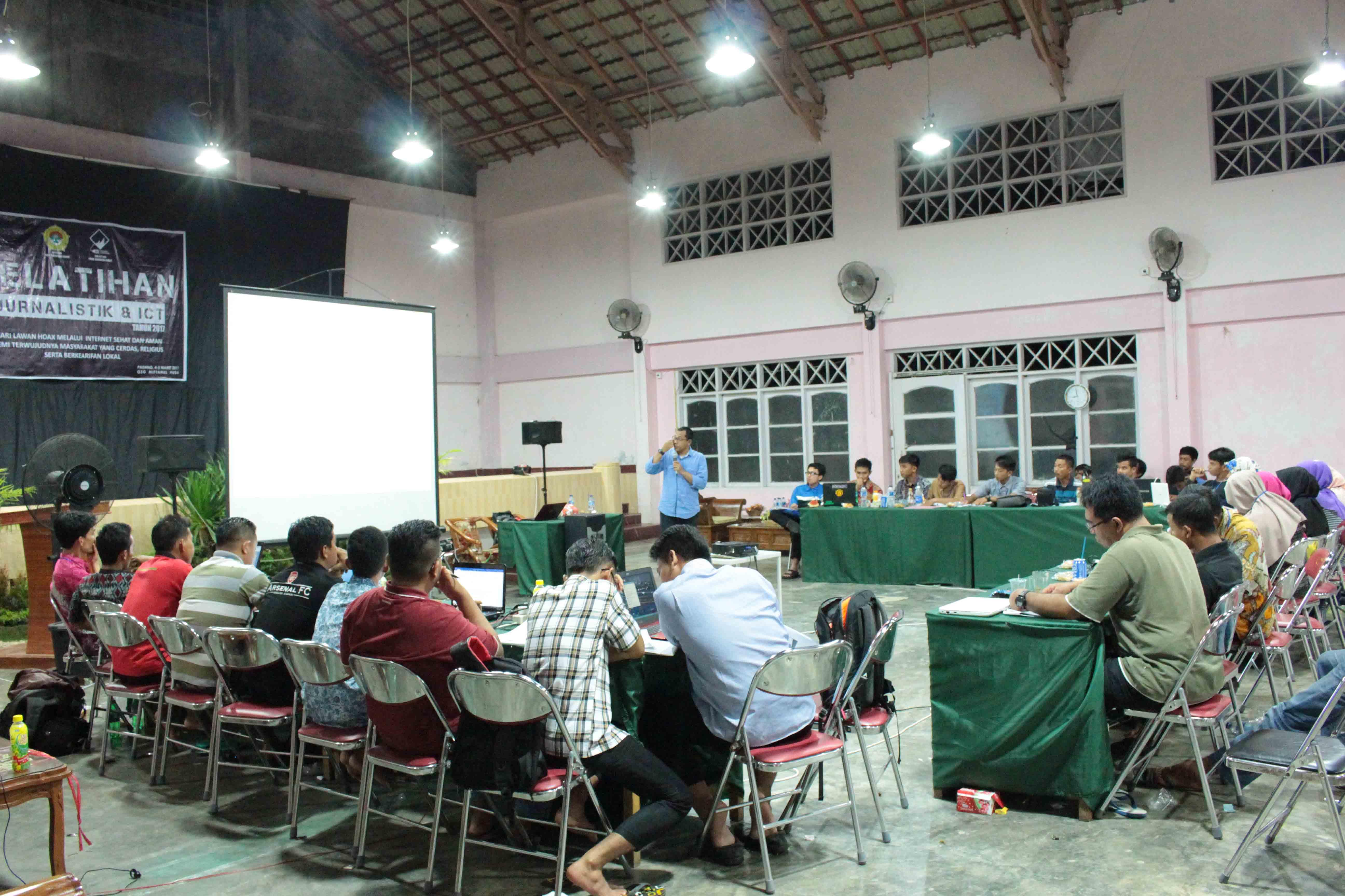 Pelatihan Jurnalistik dan ICT 2017, LDII Lawan Hoax