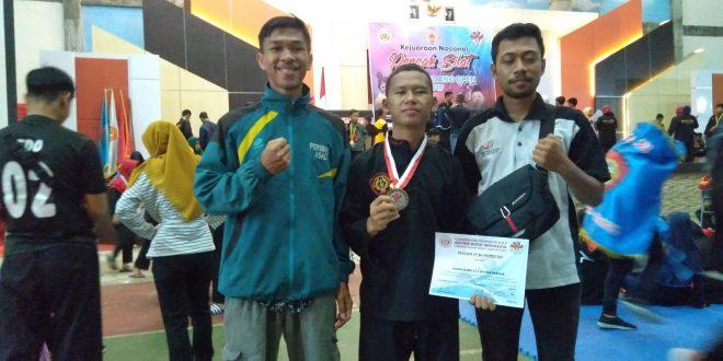 Pesilat ASAD raih medali di Kejurnas SMI 2019
