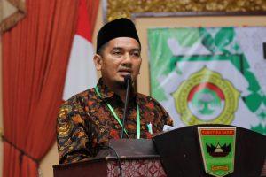 Ketua DPW LDII Sumatera Barat periode 2019-2024 M Ari Sultoni SH MH