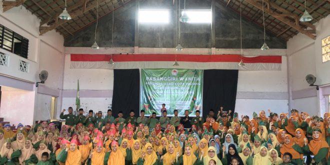 Persinas ASAD Kota Padang gelar Kejuaraan Pasanggiri wanita